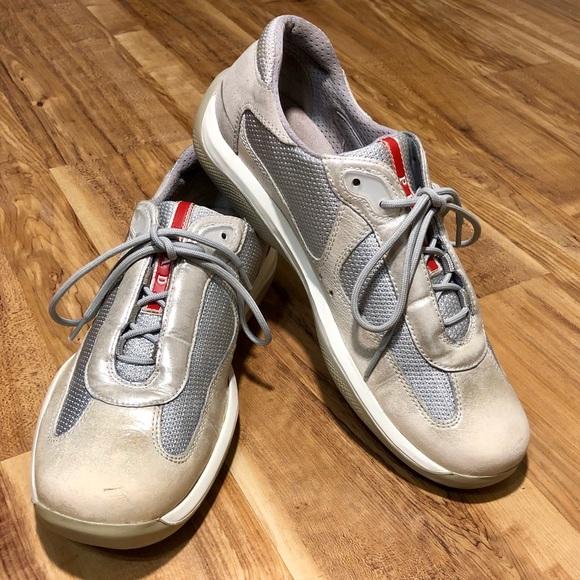 Prada Shoes | Prada Sneakers | Poshmark